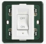 2P 45A 1-way switch white